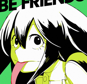 Boku No Hero Froppy
