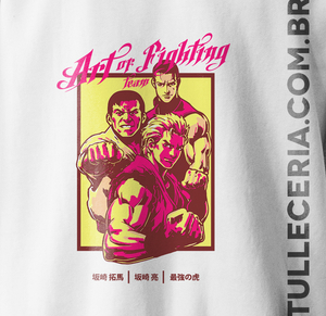 King Of Fighters '94 Mexico Team